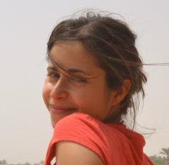 Elisa, una viaggiatrice solitaria viva grazie alla forza di volontà