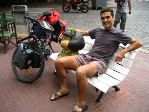 Viaggiando in Bici in Argentina