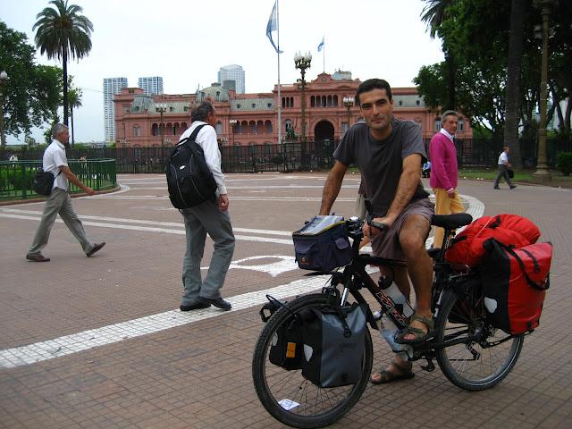 Cicloturismo in Sudamerica – Intervista a Jorje