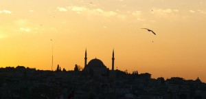 La Moschea di Fatih Istanbul