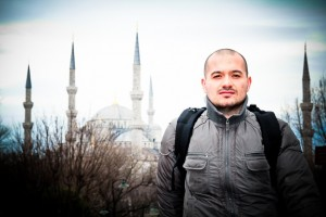 Giuseppe di Eurotrip ad Istanbul