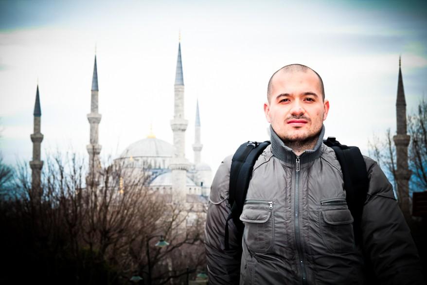 INTERVISTA GIUSEPPE di EUROTRIP, viaggiare da solo per sconfiggere le proprie paure!