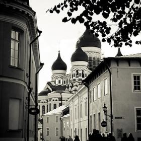 Tallin vista da Giuseppe  di Eurotrip