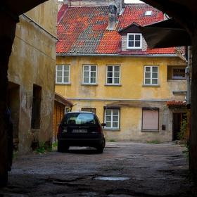 Vilnius vista da Giuseppe