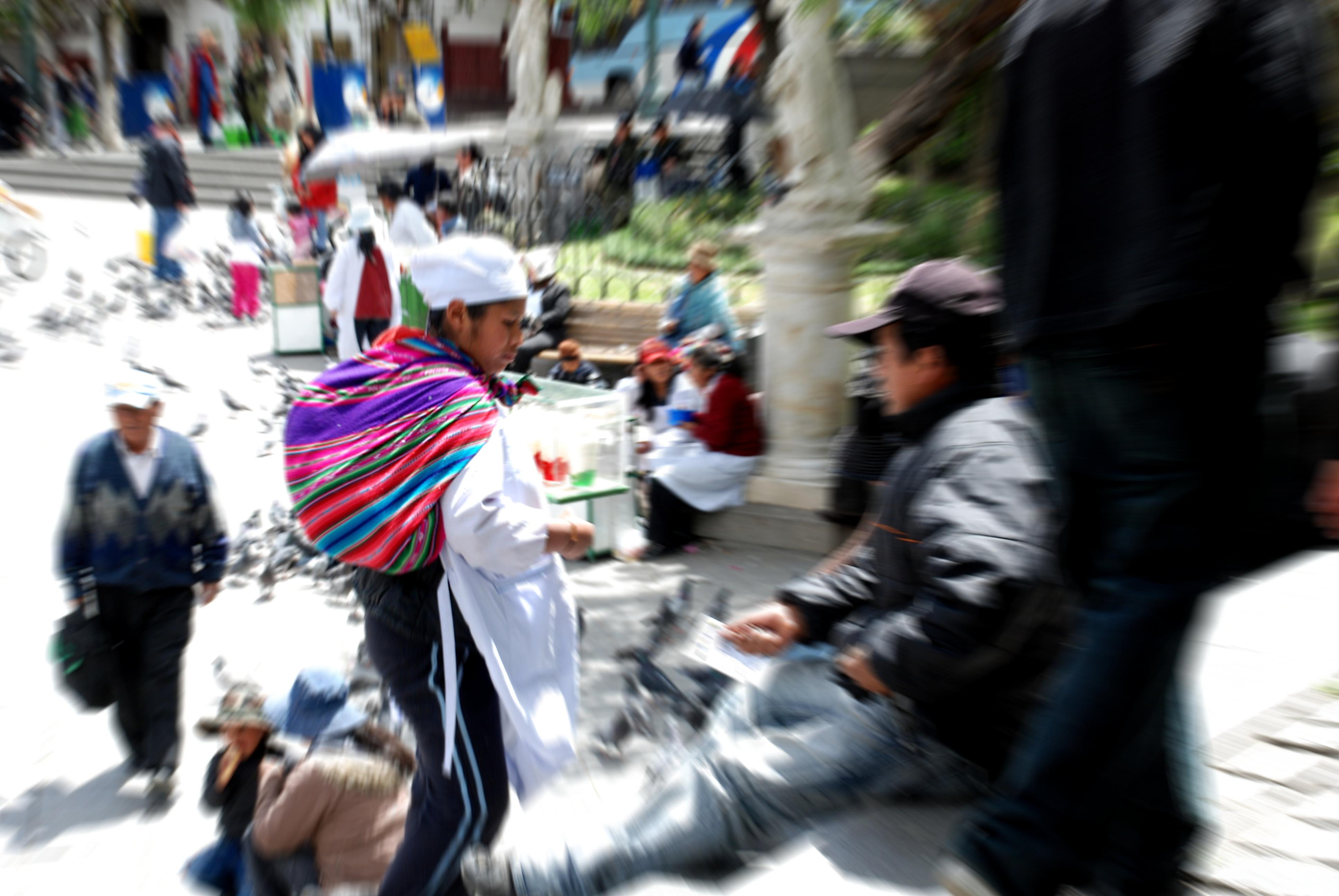 Come viaggiare da soli in Sudamerica: parliamo di atteggiamenti.