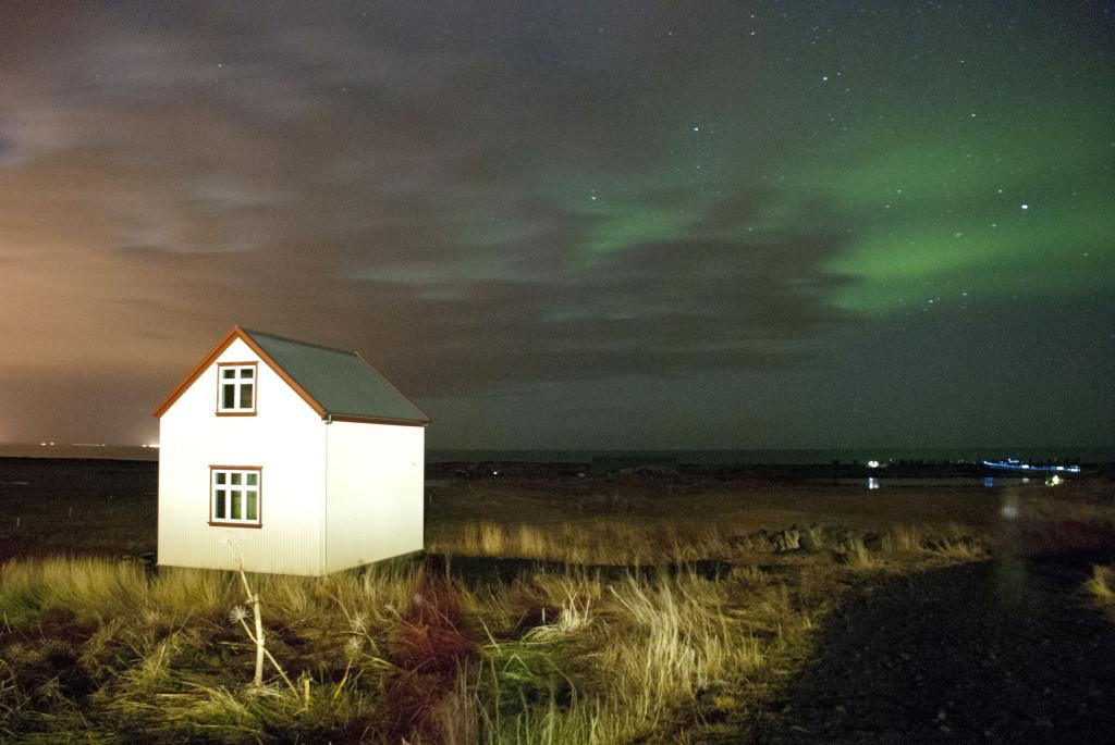 Viaggiare da soli in Islanda
