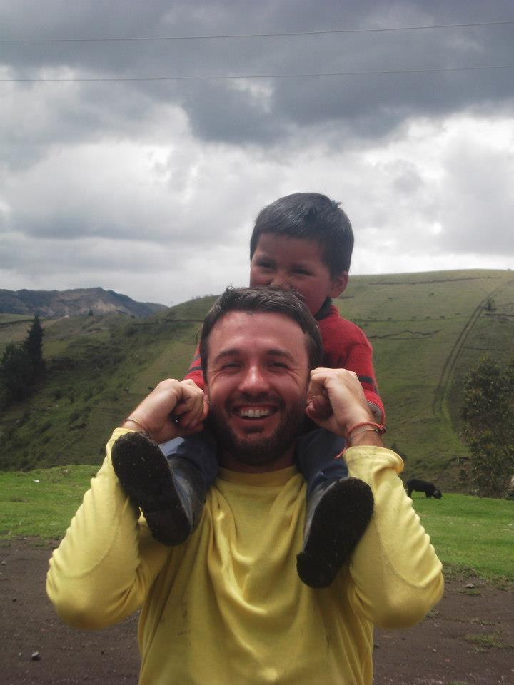 Luca Nava, viaggiare da soli in Sudamerica solo andata!