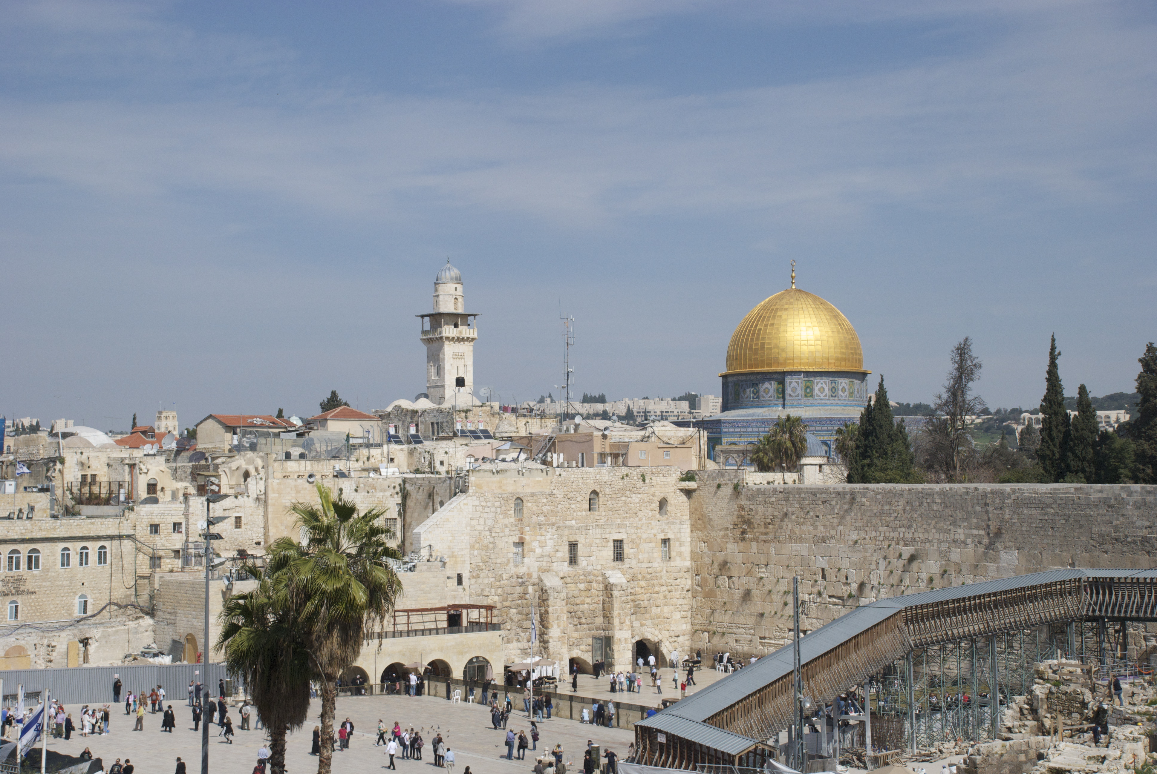 Viaggiare da soli in Israele