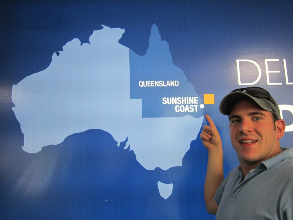Marco in Australia