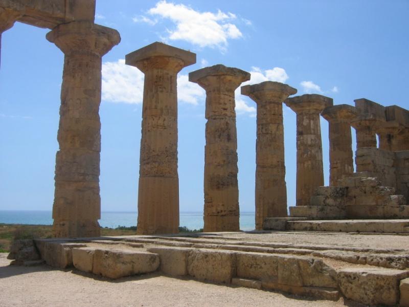 Un viaggio con se stessi in Sicilia: weekend a Selinunte