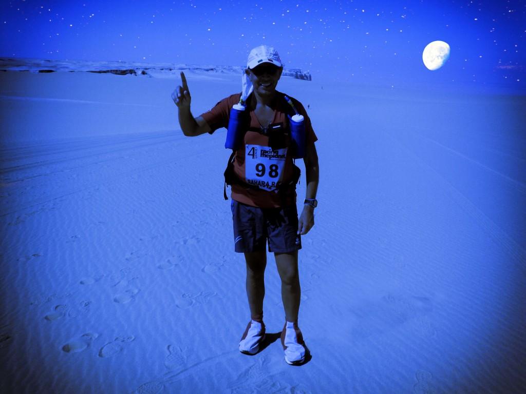 giuliano Pugolotti Maratona