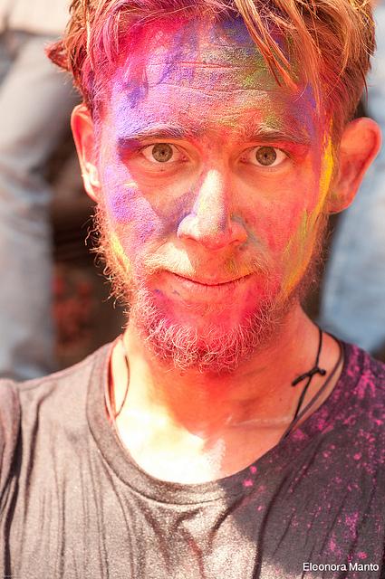 Holi la festa dei colori