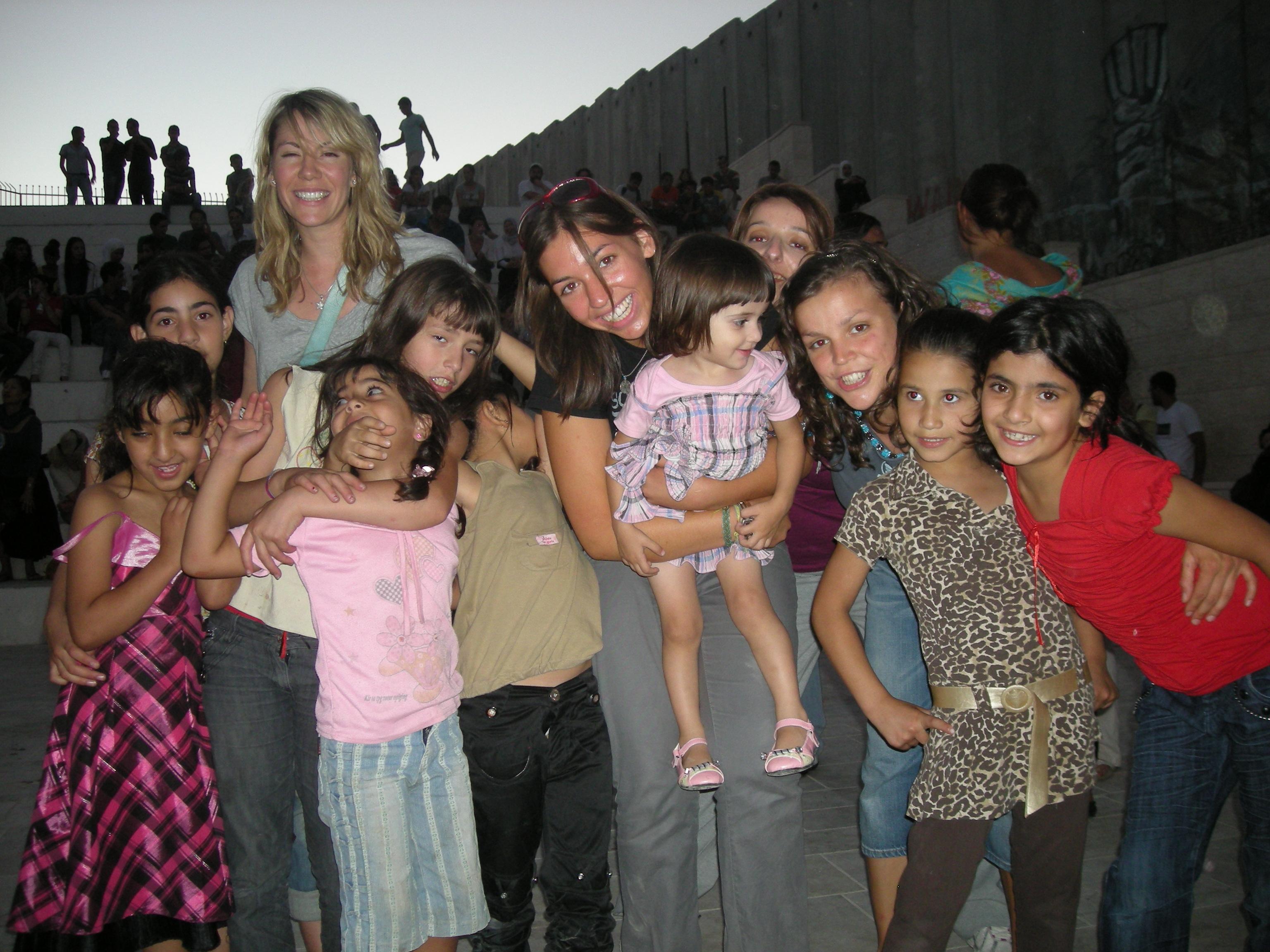 Fare Volontariato in Palestina in un campo profughi, per capire la realtà!