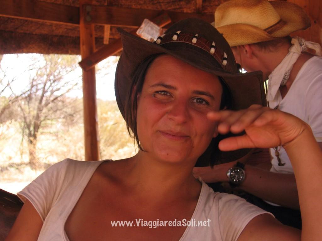 Irene Outback Australiano