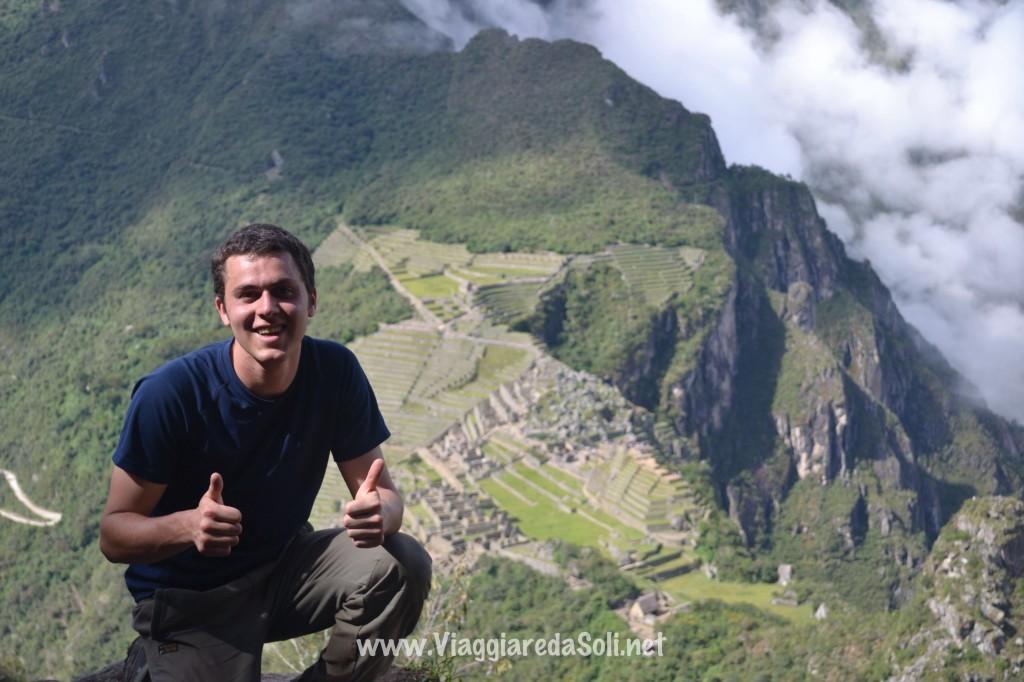 Alessandro Huyna Picchu Peru