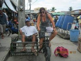 Cinzia: Viaggiare da soli nelle Filippine, ogni secondo un'incognita!