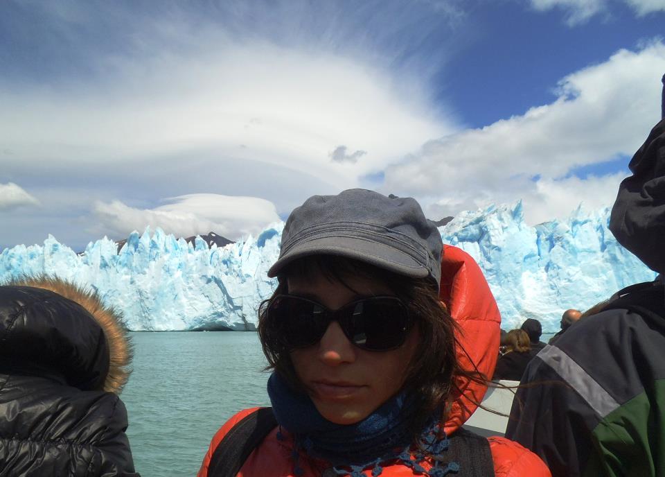 Eirca al Perito Moreno