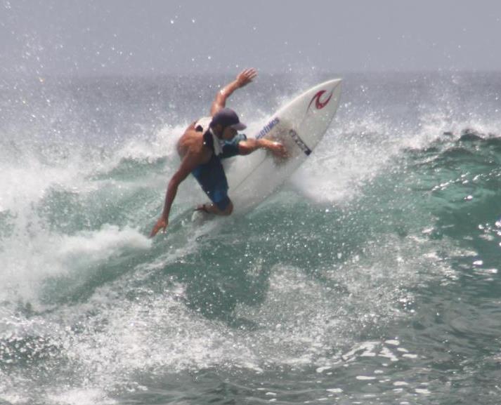 Surfare intorno al Mondo da 7 anni!