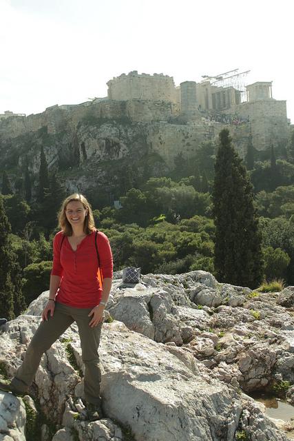 Irina: Viaggiare Camminando da Atene all'Olanda
