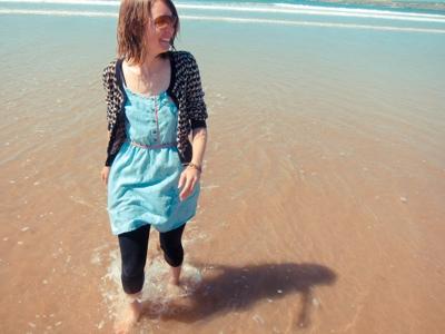 Si può vivere viaggiando, l'intervista di Aniko