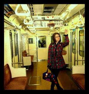 Elisa,viaggiatrice errante, più di 47 lavori tra Australia, Tokyo e Istanbul