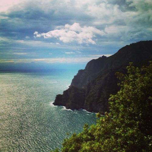 Lungo il Trekking nel Parco di Portofino
