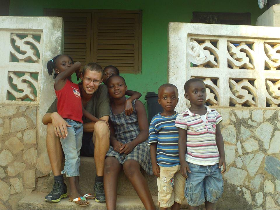 Thib Thib in Ghana