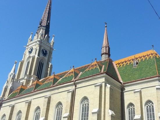 Chiesa Novi Sad