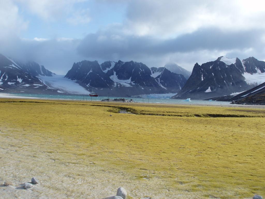trekking sui ghiacci