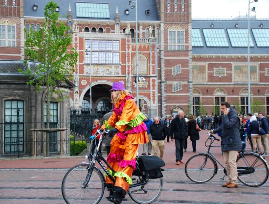 Viaggiare da Soli in Olanda