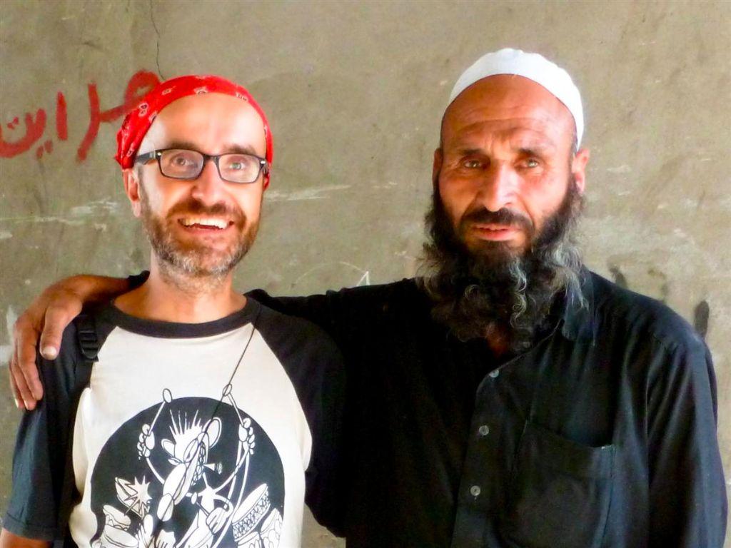 Un viaggio in Pakistan on the road