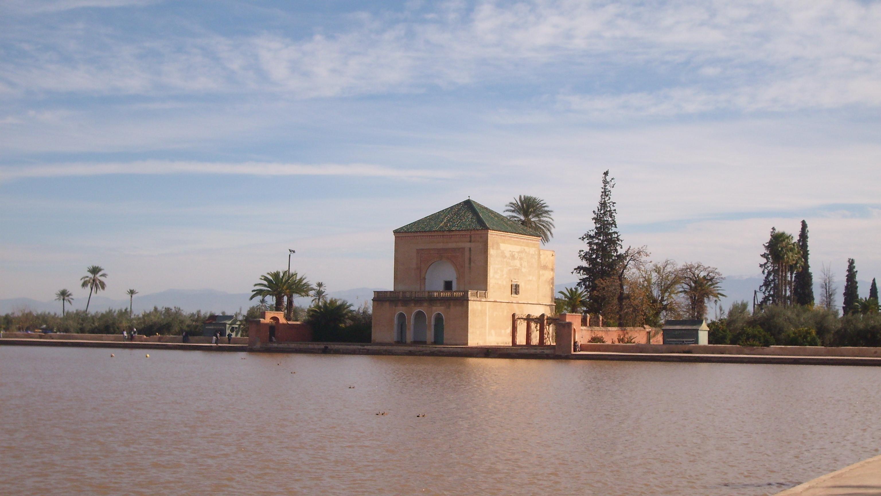 Marrakech: le più belle aree verdi della città rossa.