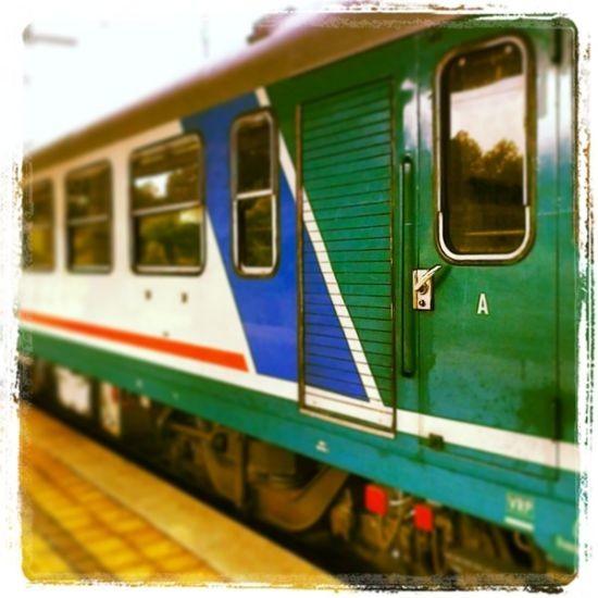 Da Torino all'Aquila in regionale