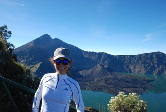 Vulcano Rinjani, il peggior trekking della mia vita.