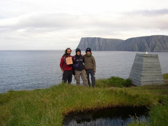 Viaggiare da Soli a Capo Nord, incontri per caso o per destino?