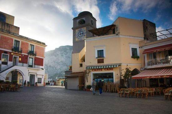 piazzetta Capri