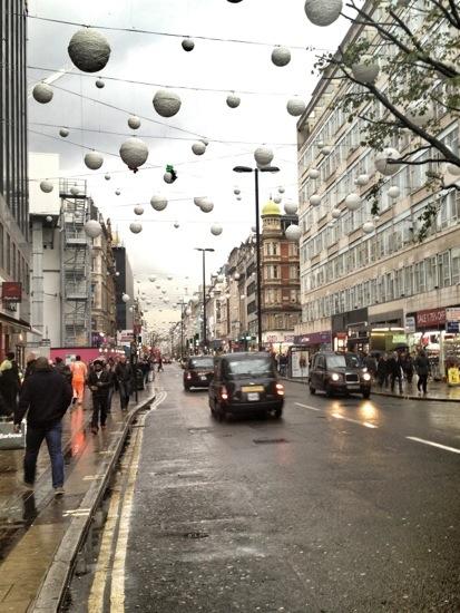 Oxford Steet - Londra