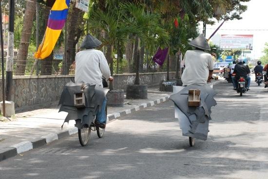 viaggiare da soli in Indonesia
