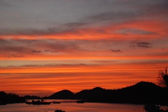 tramonto Labuan Bajo