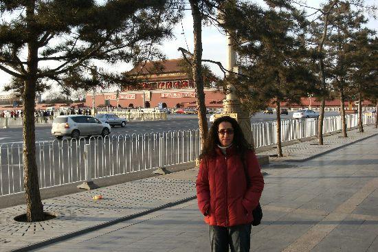 viaggiare da soli in Cina