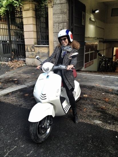 In giro per Roma con la Vespa946