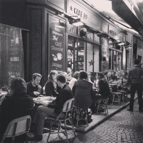 café di parigi