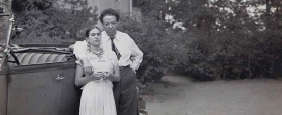 Frida Kalo e Diego Rivera