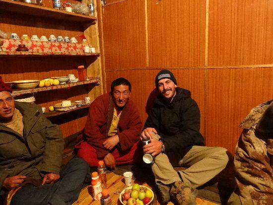 I monaci tibetani - Yadin sulle orme di Marco Polo