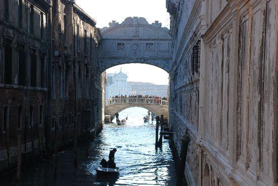 Ponte dei Sospiri _Venezia