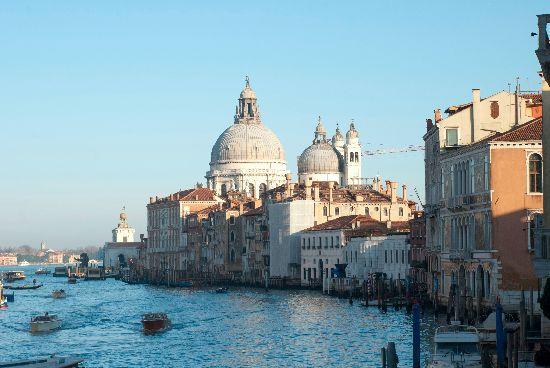 Un'italoinglese a Venezia per la prima volta