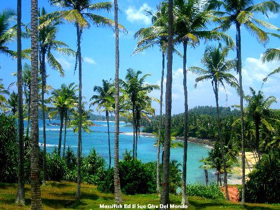 Viaggiare in Sri lanka