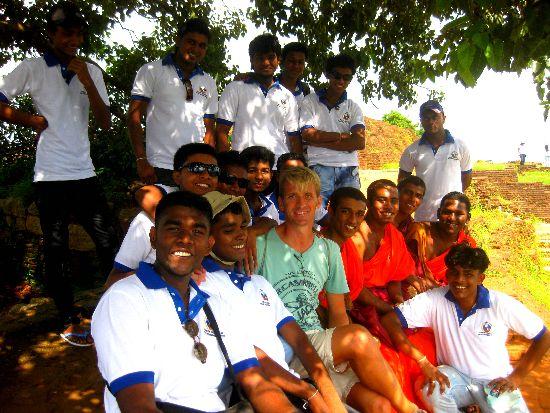 Viaggiare in Srilanka