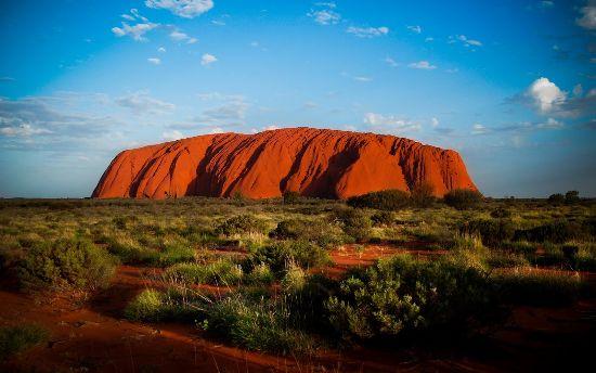 viaggio da soli in Australia