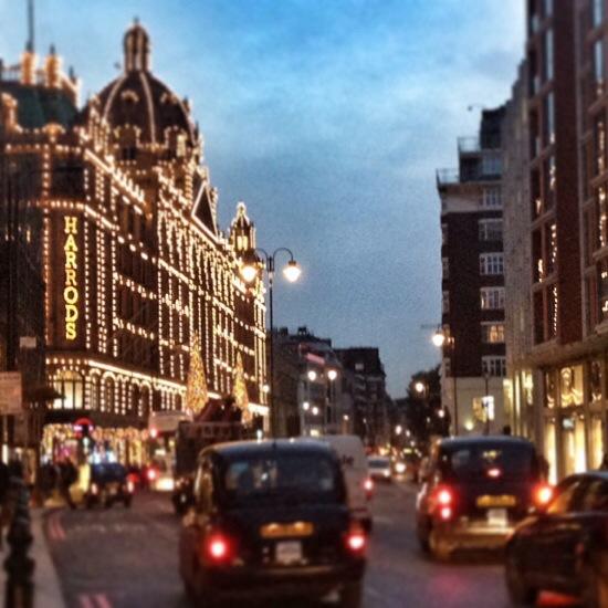 A Londra, per un tour gastronomico